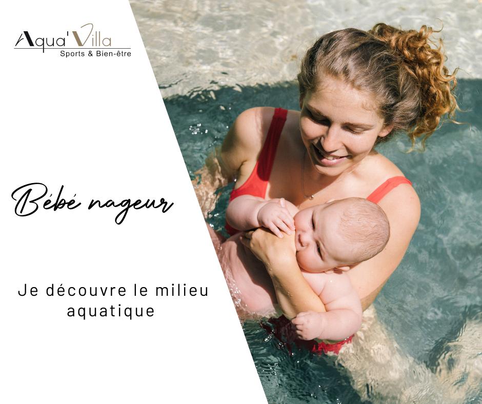 activité bébé nageur à Reims