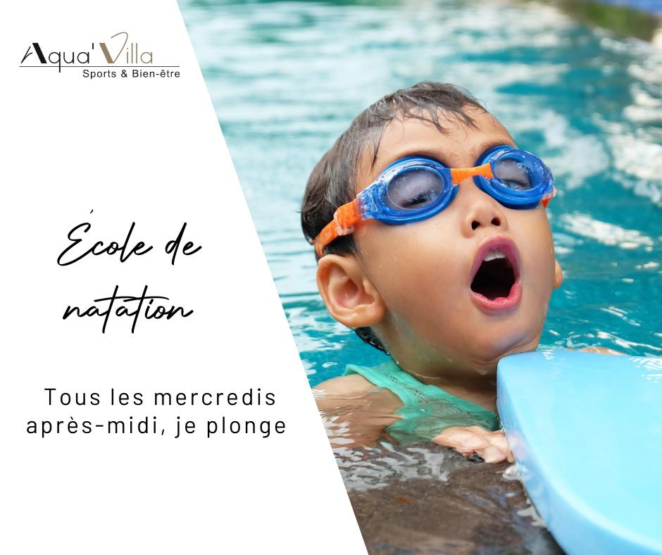 école de natation à Reims / Cormontreuil, apprendre à nager