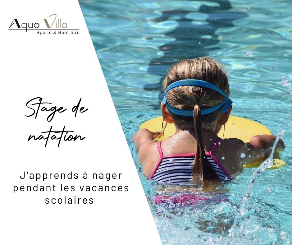 apprendre à nager à Reims / Cormontreuil, stage de natation